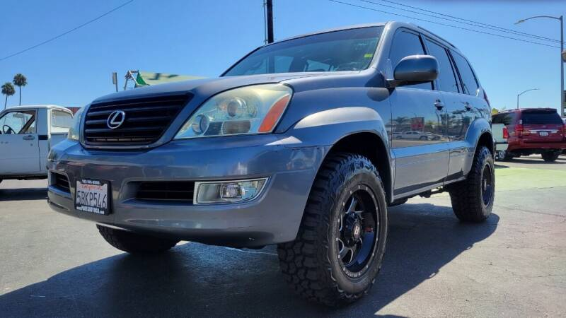 2003 Lexus GX 470 for sale at Pauls Auto in Whittier CA