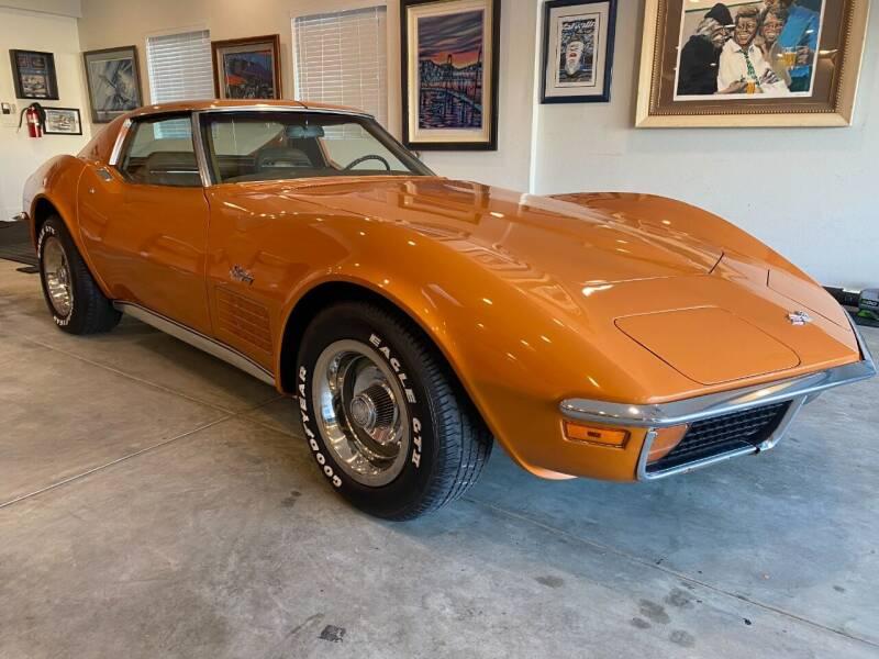 1972 Chevrolet Corvette for sale at SoCal Motors in Los Alamitos CA