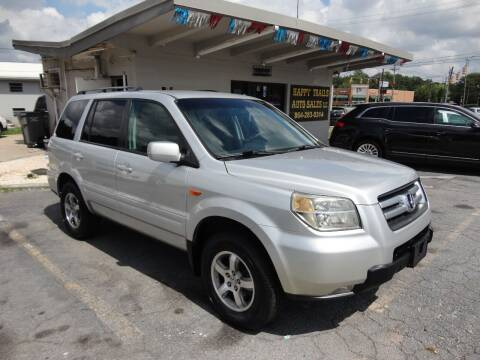 2006 Honda Pilot for sale at HAPPY TRAILS AUTO SALES LLC in Taylors SC