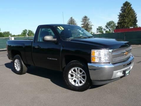 2013 Chevrolet Silverado 1500 for sale at Shamrock Motors in East Windsor CT