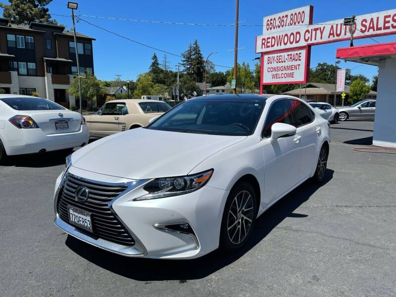 2017 Lexus ES 350 for sale at Redwood City Auto Sales in Redwood City CA