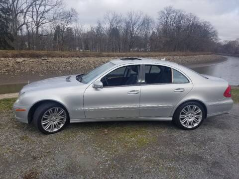 2007 Mercedes-Benz E-Class for sale at Auto Link Inc in Spencerport NY