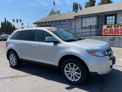 2011 Ford Edge for sale at Blue Diamond Auto Sales in Ceres CA