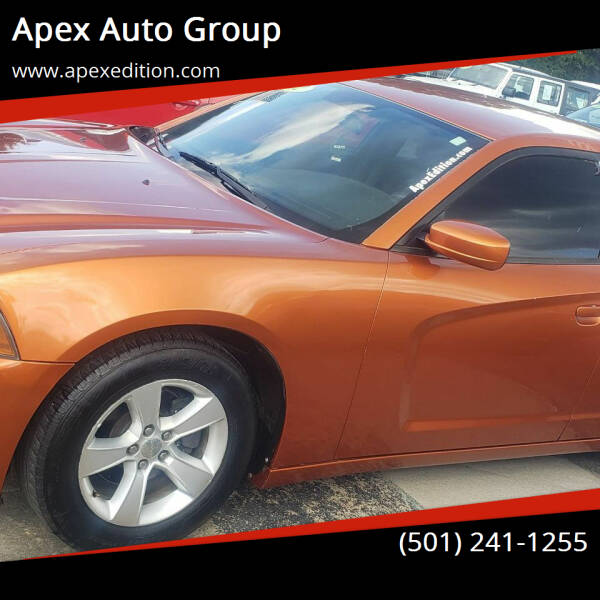 2011 Dodge Charger for sale at Apex Auto Group in Cabot AR