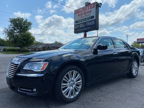 2014 Chrysler 300 for sale at Unlimited Auto Group in West Chester OH