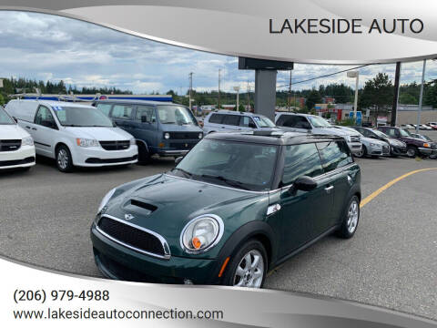 2009 MINI Cooper Clubman for sale at Lakeside Auto in Lynnwood WA