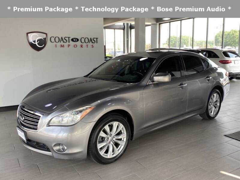 2011 Infiniti M37 for sale in Fishers, IN