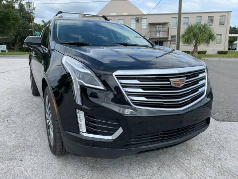 2017 Cadillac XT5 for sale at Consumer Auto Credit in Tampa FL