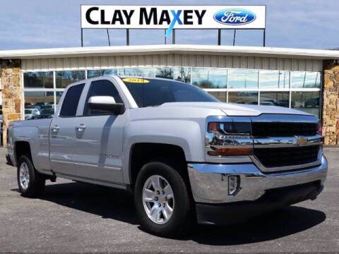 2018 Chevrolet Silverado 1500 for sale at Clay Maxey Ford of Harrison in Harrison AR
