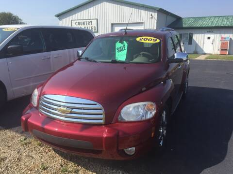 2009 Chevrolet HHR for sale at COUNTRY AUTO SALES LLC in Greenville OH
