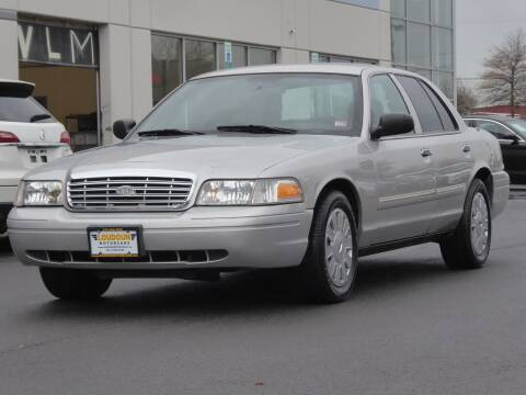 2010 Ford Crown Victoria for sale at Loudoun Motor Cars in Chantilly VA