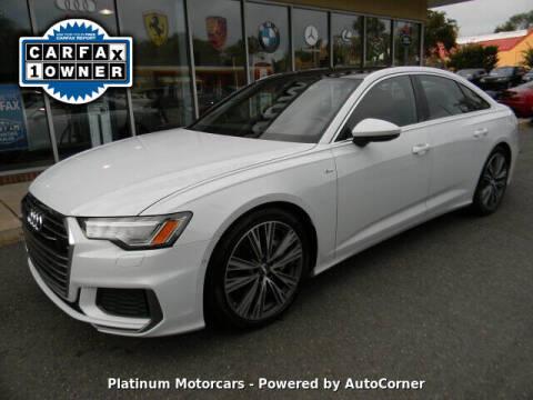 2019 Audi A6 for sale at Platinum Motorcars in Warrenton VA