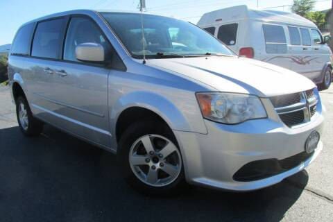 2012 Dodge Grand Caravan for sale at Tilleys Auto Sales in Wilkesboro NC