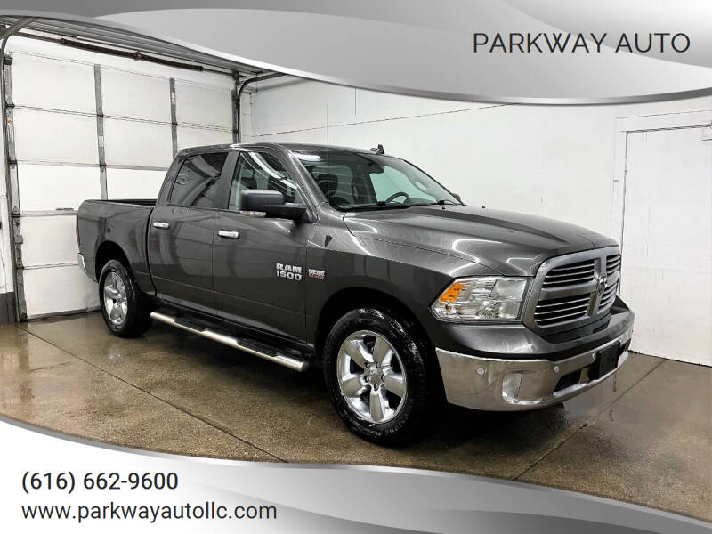 2018 RAM Ram Pickup 1500 for sale at PARKWAY AUTO in Hudsonville MI