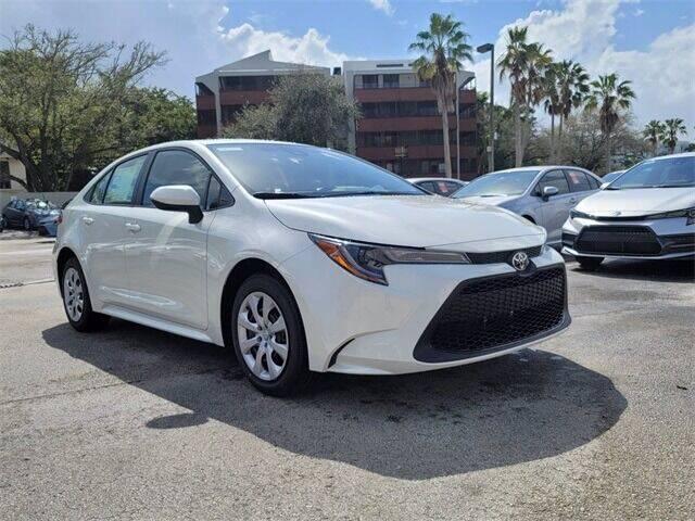 2021 Toyota Corolla for sale at Selecauto LLC in Miami FL