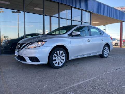 2017 Nissan Sentra for sale at South Commercial Auto Sales in Salem OR
