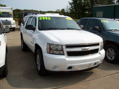 2007 Chevrolet Suburban for sale at Summit Auto Inc in Waterford PA