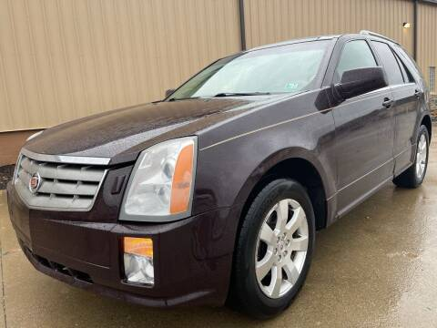 2008 Cadillac SRX for sale at Prime Auto Sales in Uniontown OH