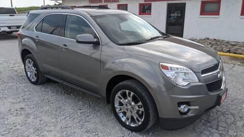 2012 Chevrolet Equinox for sale at Sarpy County Motors in Springfield NE