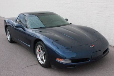 2000 Chevrolet Corvette for sale at Best Value Auto Sales in Hutchinson KS