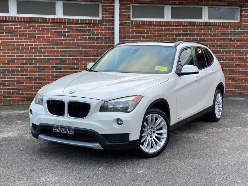 2013 BMW X1 for sale at Eagle Auto Sales LLC in Holbrook MA