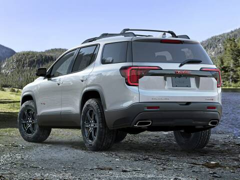 2022 GMC Acadia for sale at Rockville Centre GMC in Rockville Centre NY