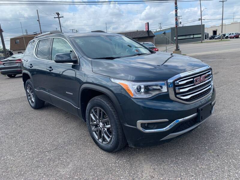 2019 GMC Acadia for sale at M-97 Auto Dealer in Roseville MI