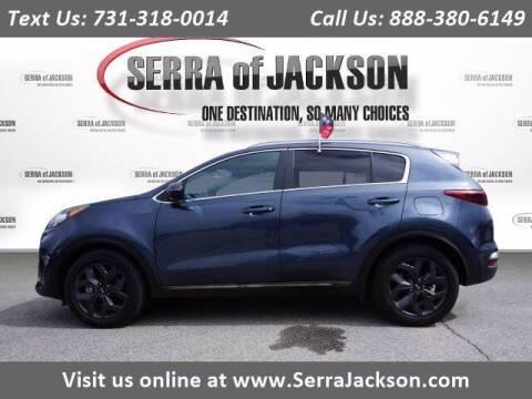 2020 Kia Sportage for sale at Serra Of Jackson in Jackson TN