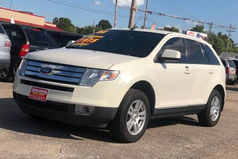2008 Ford Edge for sale at SOLOMA AUTO SALES in Grand Island NE