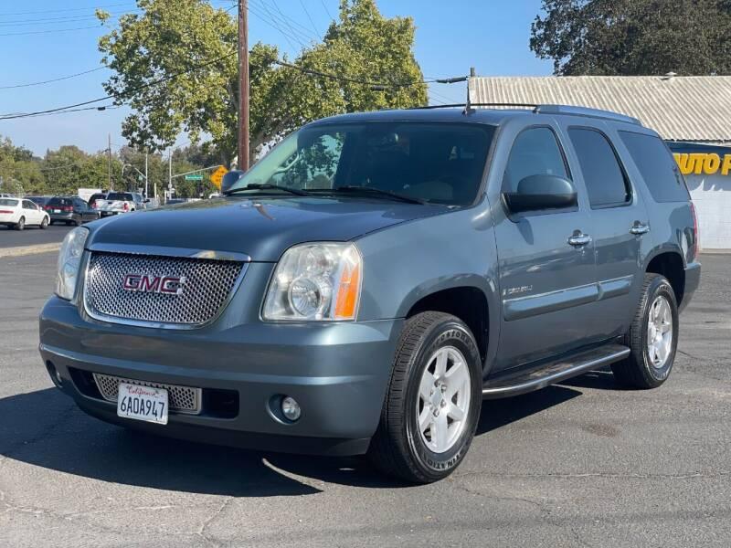 2008 GMC Yukon for sale at California Auto Deals in Sacramento CA