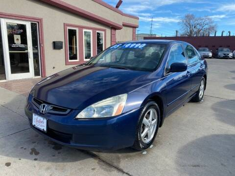 2005 Honda Accord for sale at Sexton's Car Collection Inc in Idaho Falls ID