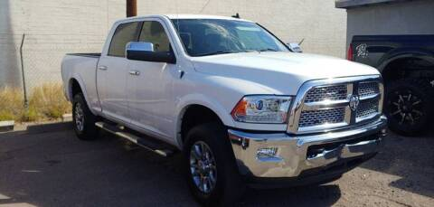 2015 RAM Ram Pickup 2500 for sale at Advantage Motorsports Plus in Phoenix AZ