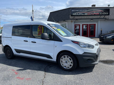 2016 Ford Transit Connect Cargo for sale at Maple Street Auto Center in Marlborough MA