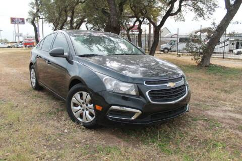 2016 Chevrolet Cruze Limited for sale at Elite Car Care & Sales in Spicewood TX