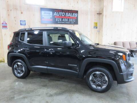2017 Jeep Renegade for sale at Boone NC Jeeps-High Country Auto Sales in Boone NC