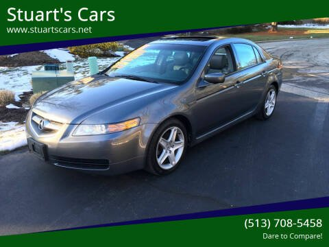 2005 Acura TL for sale at Stuart's Cars in Cincinnati OH