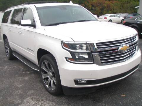 2017 Chevrolet Suburban for sale at Autoworks in Mishawaka IN