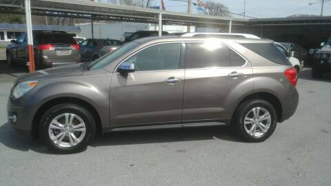 2012 Chevrolet Equinox for sale at Lewis Used Cars in Elizabethton TN