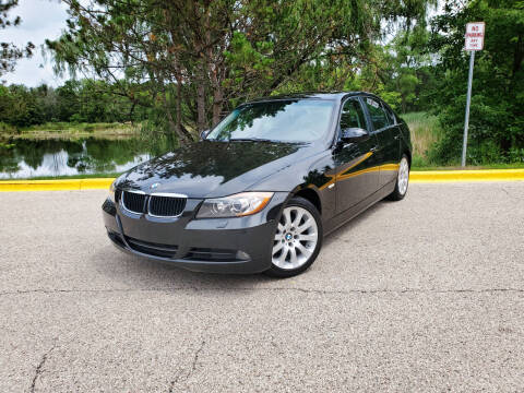 2007 BMW 3 Series for sale at Excalibur Auto Sales in Palatine IL