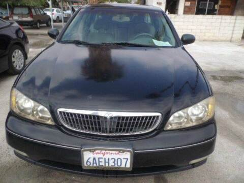 2000 Infiniti I30 for sale at AJ'S Auto Sale Inc in San Bernardino CA
