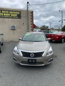 2013 Nissan Altima for sale at Cote & Sons Automotive Ctr in Lawrence MA