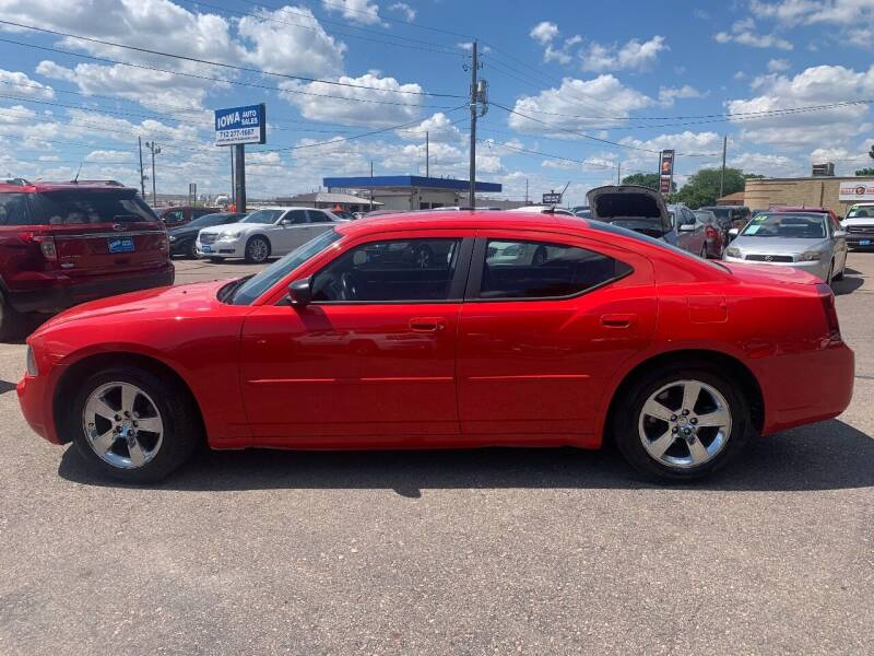 2008 Dodge Charger for sale at Iowa Auto Sales, Inc in Sioux City IA