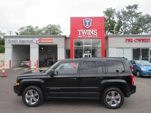 2017 Jeep Patriot for sale at Twins Auto Sales Inc in Detroit MI
