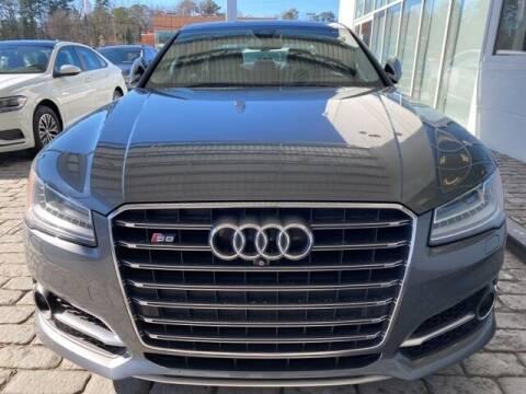 2016 Audi S8 for sale at Southern Auto Solutions-Jim Ellis Volkswagen Atlan in Marietta GA