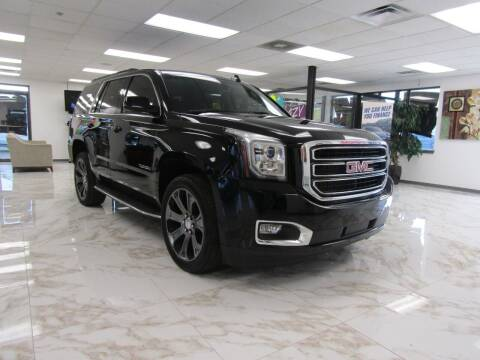 2016 GMC Yukon for sale at Dealer One Auto Credit in Oklahoma City OK