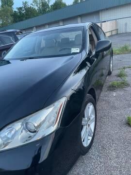 2007 Lexus ES 350 for sale at Memphis Finest Auto, LLC in Memphis TN