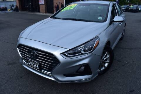 2019 Hyundai Sonata for sale at Foreign Auto Imports in Irvington NJ