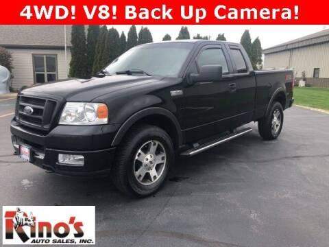 2005 Ford F-150 for sale at Rino's Auto Sales in Celina OH