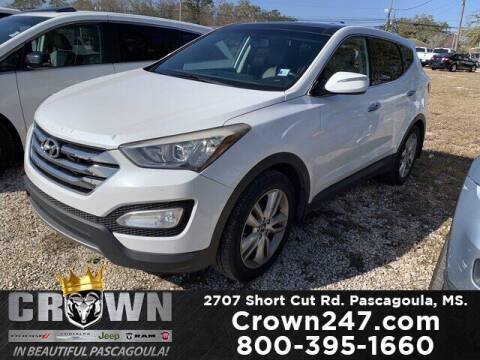 2013 Hyundai Santa Fe Sport for sale at CROWN  DODGE CHRYSLER JEEP RAM FIAT in Pascagoula MS