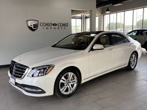 2019 Mercedes-Benz S-Class for sale at Coast to Coast Imports in Fishers IN